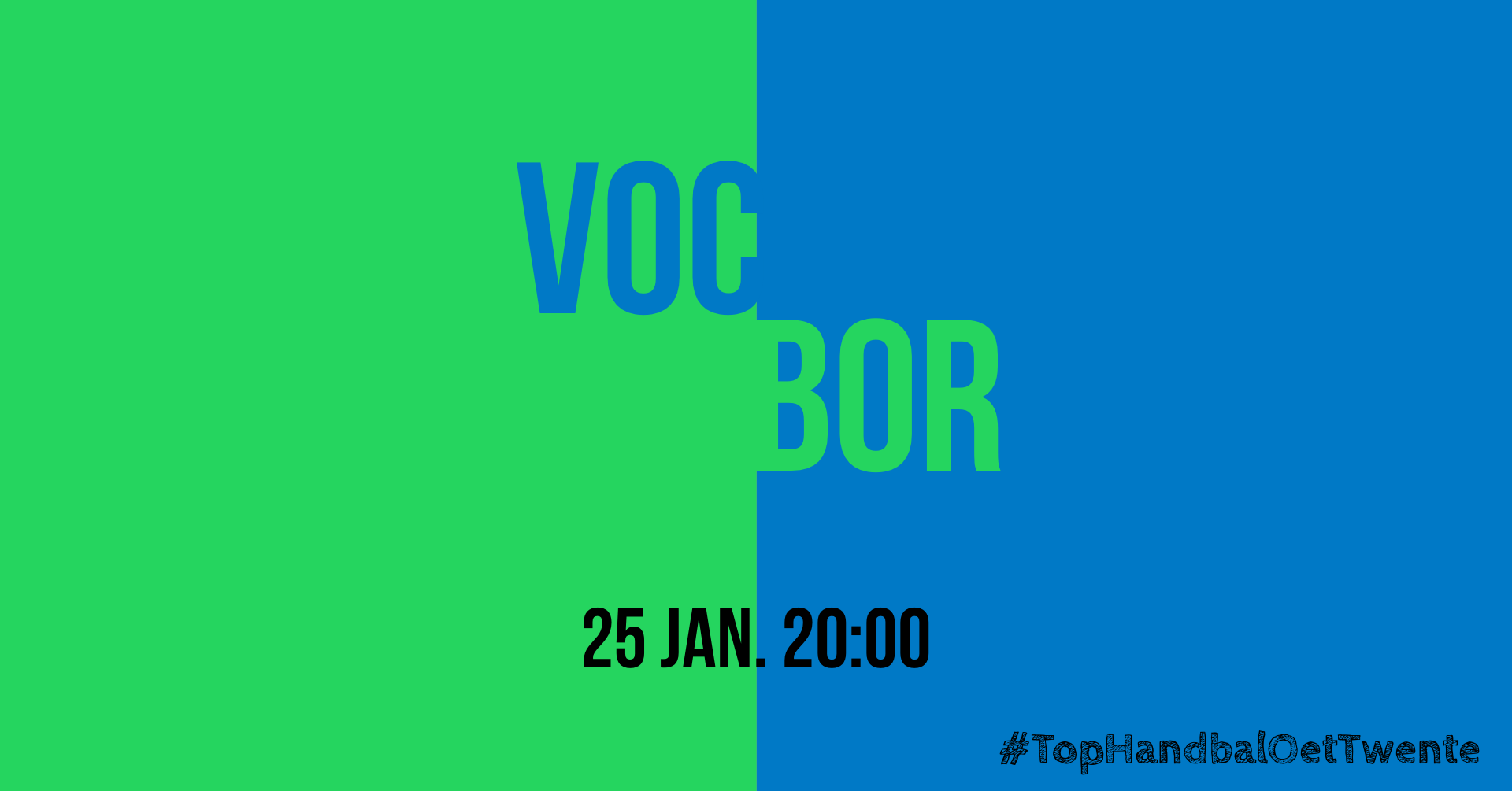 VOC - Borhave